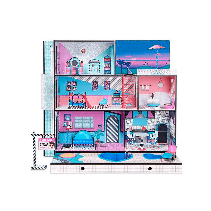 Кукла LOL Surprise Doll House (ЛОЛ Дом кукол) - 4